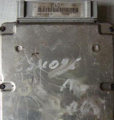 Riadiaca jednotka Ford Escort MK7 1,6i – STAG 95AB-12A650-ZB