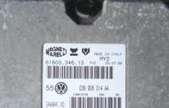 Riadiaca jednotka VW Golf IV, Seat Leon 1,4i - 036906014AA