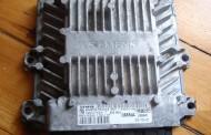 Riadiaca jednotka motora FORD C MAX FOCUS II 2,0TDCI 5WS40162A 3M51-12A650NA 5WS40211A 3M51-12A650-AA