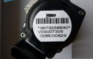 Originál EGR ventil VALEO na Peugeot 107 1007 206 207 Bipper 1,4 HDi