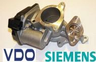 Originál EGR ventil Siemens VDO na AUDI A4 A6 2.0 TDI 16V 03G131501B J Q R
