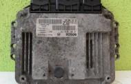 Riadiaca jednotka 0281010707 9647158080 na PEUGEOT 206 Citroen C2 C3 1,4 HDi