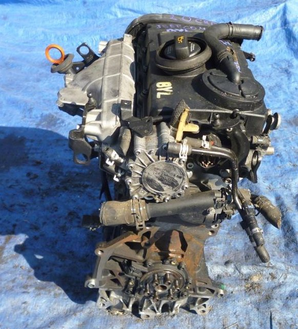 Motor 2,0 CRD BYL Jeep Compas Patriot Chrysler Sebring Caliber Dodge Journey