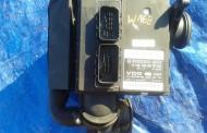 Snímač hmotnosti vzduchu + riadiaca jednotka  A0285453832 A0265450532 A1661500379 na Mercedes A W168