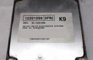Riadiaca jednotka na OPEL DAEWOO 12201599 DFRC DXNS