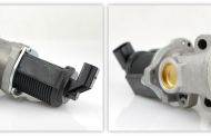 EGR ventil na Fiat Punto, Panda, Doblo, Idea Fiat 500 1,3 JTD Suzuki Ignis Vagon R+ 1,3 DDiS