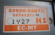 Riadiaca jednotka 33920-56B7 0 33920-56B70 na Suzuki Vitara 1,6 8V