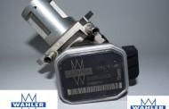 Originál EGR ventil na MERCEDES ML E R 280CDI 300CDI 3.0CDI  A6421401860 A6421400460