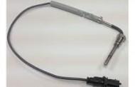 Originál snímač teploty výfukových plynov na vozidlá Opel Astra Meriva Combo Zafira Corsa 1,3 CDTi 1,7 CDTi 55566086 5855375