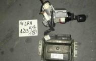 Riadiaca jednotka na NISSAN MICRA K12 1,2 benzín MEC32-040