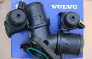 Originál škrtiaca klapka 9657522680 na vozidla Volvo S40 V50 C30 C70 S80 2,0 D