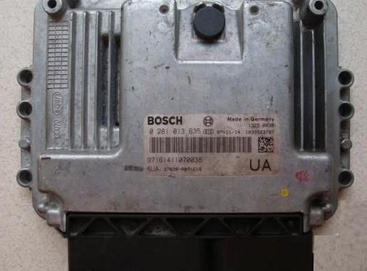 Riadiaca jednotka 0281013635 – 97181807080074 UA na Hondu CRV 2,2 CDTi
