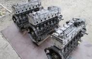 Radový šesťvalcový motor 3,2 CDI na MERCEDES E W210 W211 S W220