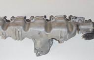 Sacie potrubie 03L129711E 03L129086 na Audi Seat Škoda VW 2,0 TDi