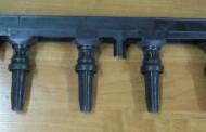 Zapaľovacia cievka lišta 9656695780 na Peugeot 307 407 Citroen C4 C5 2,0 16V