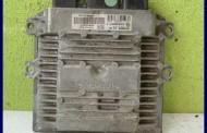 Riadiaca jednotka Siemens 5WS40021F-T SID802 na PEUGEOT 206 207 Citroen C2 C3 1,4 HDi
