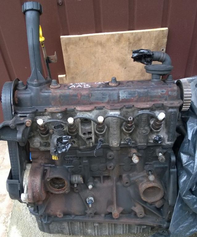 Motor VW T4 2.4 D AAB 1990-1998