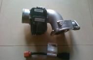 Škrtiaca klapka 504351131 504388760 na Fiat Ducato 2,3 JTD 2006-