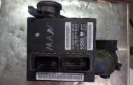 Snímač hmotnosti vzduchu + riadiaca jednotka A0255454132 na Mercedes A W168