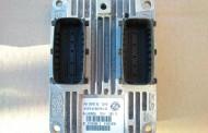 Riadiaca jednotka IAW5SF9.A2 51868974 na Fiat Punto Evo 1,4 IAW5SF9A2