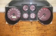 Prístrojový panel budíky Mitsubishi Pajero III 3.2 DiD manuál MR402538