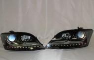 Predné bi-xenónové LED svetlo Audi TT