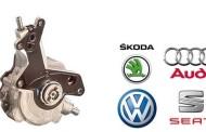 Tandemové čerpadlo vákuová pumpa na 1,9 TDi AUDI SEAT ŠKODA VW 038145209