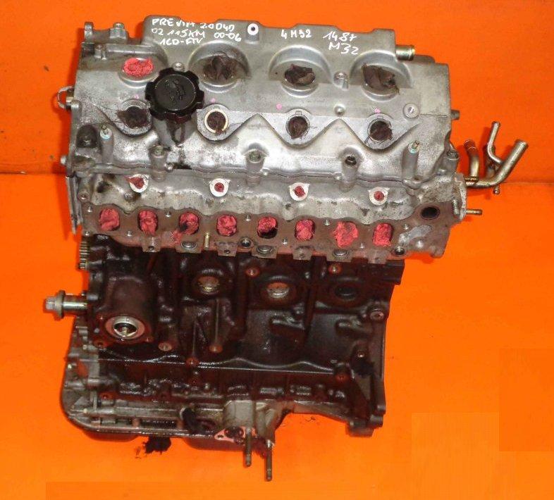 Motor Toyota Previa 2,0 D-4D 1CD-FTV 85 kW