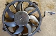 Ventilátor chladiča na CITROEN C4 PEUDEOT 308 3008 5008