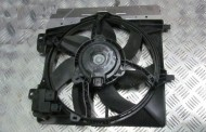 Ventilátor chladiča na CITROEN C3 II
