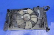 Ventilátor chladiča + chladič na Toyota Corolla Verso 1,8 16V 01-04