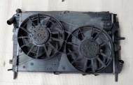 Ventilátor chladiča + chladič na Ford Mondeo 2,0 TDCi MK3