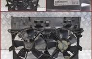 Ventilátor chladiča na MAZDA MPV 2,0 CITD 02-06