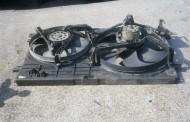 Ventilátor chladiča na Golf IV Octavia Leon Toledo Audi A3 1,9 TDi 1J0959455F 1J0121205B