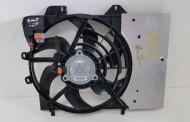 Ventilátor chladiča na Peugeot 207 1,6 HDi