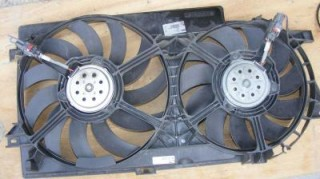 Ventilátory chladiča na CHRYSLER VOYAGER III 2,8 CRD