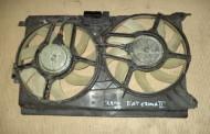 Ventilátory chladiča na Fiat Croma II 1,9 JTD
