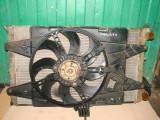Ventilátor chladiča + chladič na Fiat Doblo 1,9D