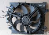 Ventilátor chladiča na Ford Ka 1,3 CDTi Fiat 500 1,3 JTD