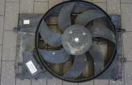 Ventilátor chladiča na MERCEDES C W203 2,2 CDi A2035000193
