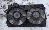 Ventilátory chladiča na Toyota Corolla Verso 2,0 D4D 01-04
