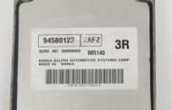 Riadiaca jednotka 94580123 XAFZ 3R na DAEWOO CHEVROLET LACETTI 1,8 16V