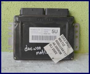 Riadiaca jednotka na DAEWOO MATIZ K115000010E 96259124  S010012001 96291050 5U 1AFM