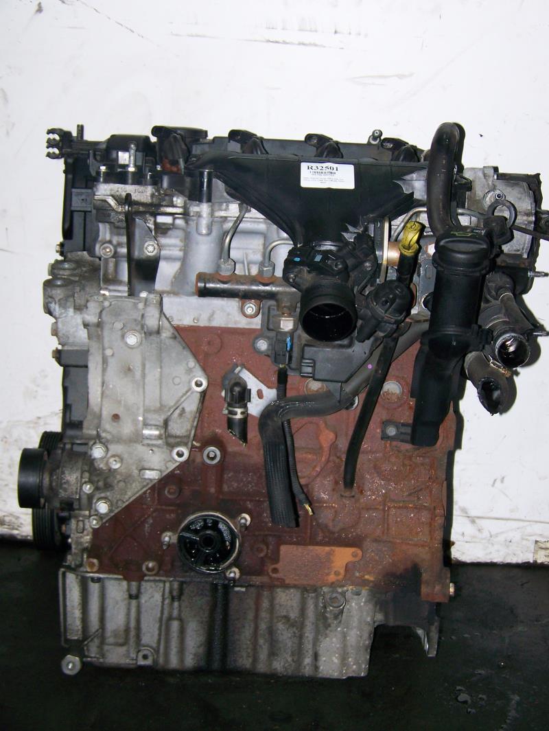Motor 2,0 TDCi QXWA QXWB QXWC 103 kW na Ford Mondeo III MK4 Kuga, S-Max Galaxy C-Max Volvo C30 S40 II V50 V70 C70 2,0D