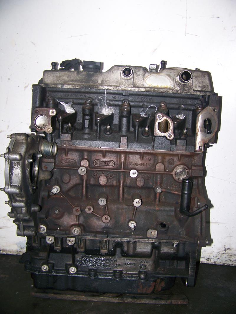 Motor 1,8 TDCI RWPA RWPD na Ford Transit Connect