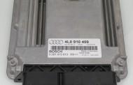 Riadiaca jednotka 4L0910409 0281013013 na Audi Q7 4,2 TDi