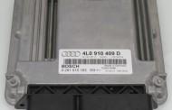 Riadiaca jednotka 4L0910409D 0281015165 na Audi Q7 4,2 TDi