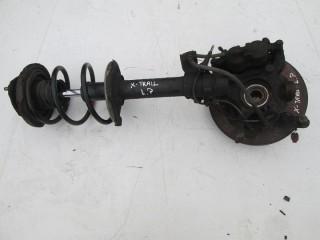 Otoč otočný čap náboj kolesa s ložiskom a tlmičom na Nissan X-Trail T30