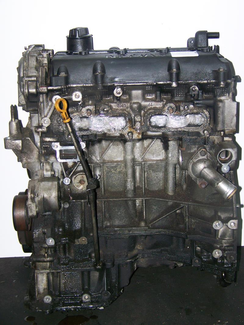 Motor 2,0i QR20 103 kW na Nissan X-Trail Xtrail Primera P12