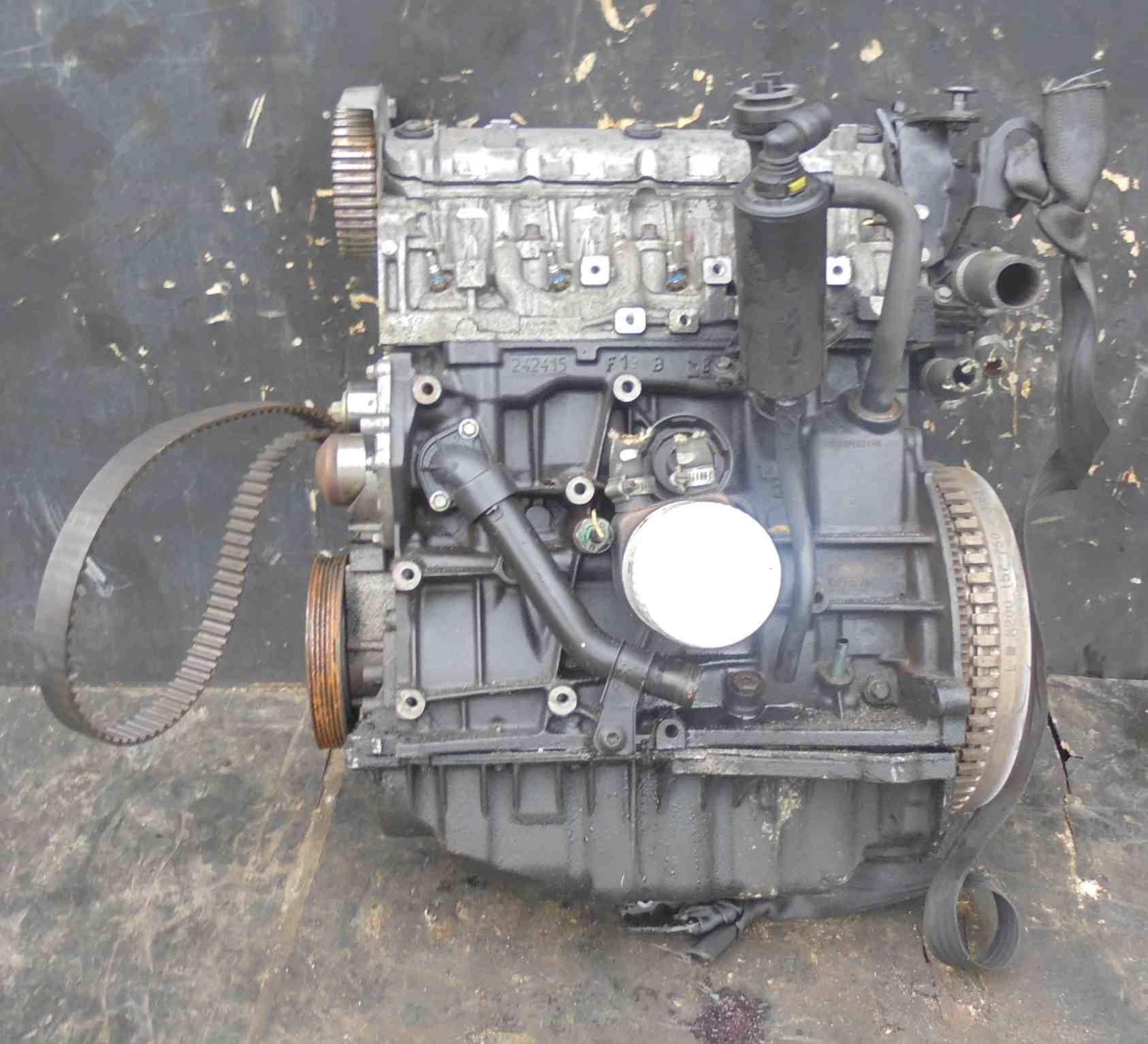 Motor D4192T3 1,9D na VOLVO S40 V40 85 kW
